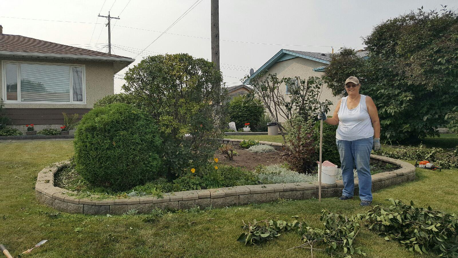 Yard care and landscaping